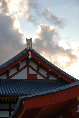 2010薬師寺到着