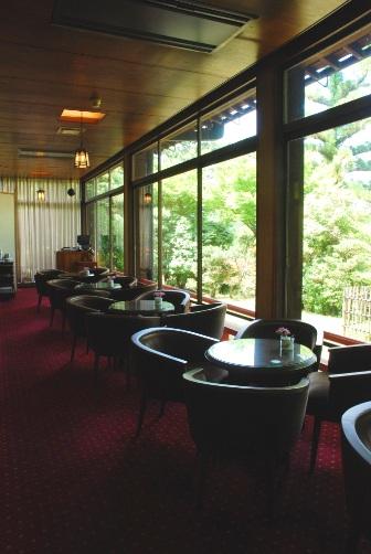 奈良ホテル・ティーラウンジ