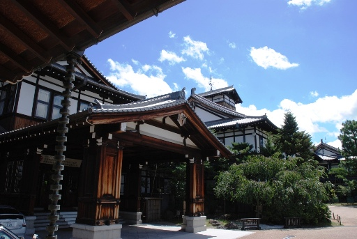 奈良ホテル・外観