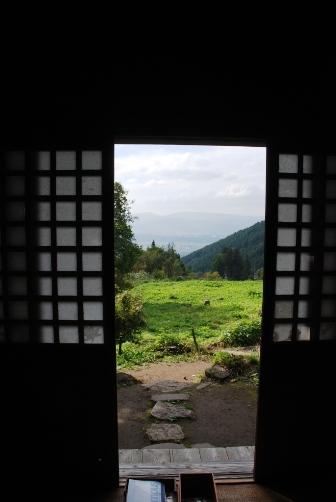 2010阿弥陀堂からの眺め