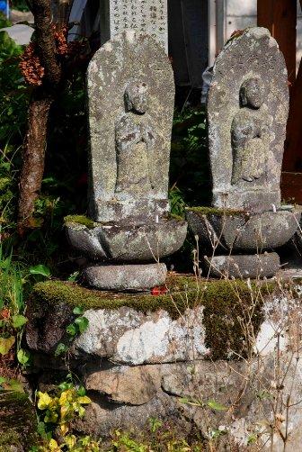 2010お寺の石仏