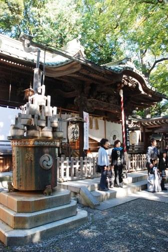 20101103 調神社