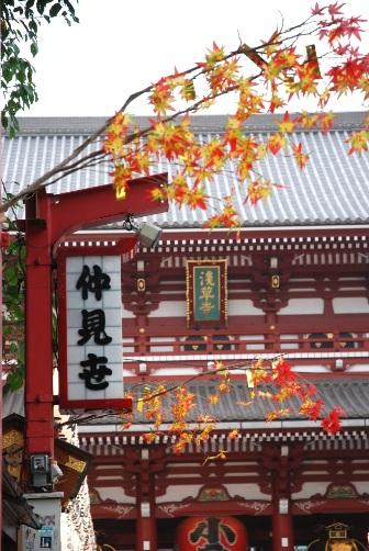 2010秋浅草寺