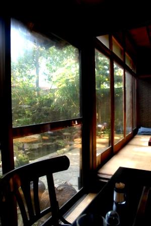 津久井のお庭
