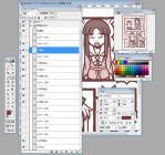 漫画制作中-100803-2