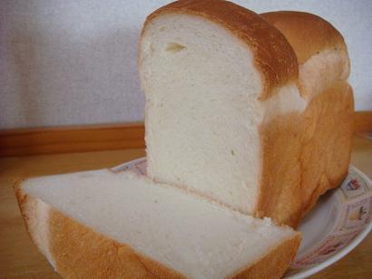 日光金谷ホテルの食パン