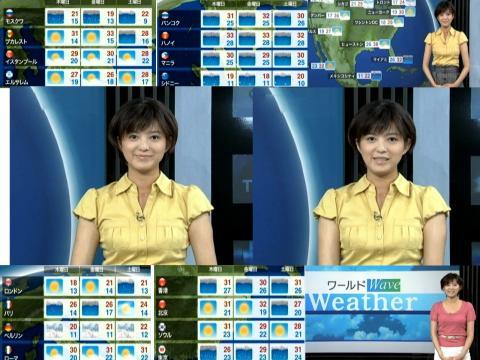 吾方 佑名 世界の天気 8.31