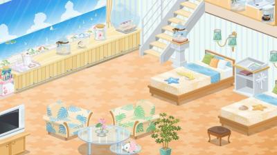 リゾートホテル(妄想部屋)