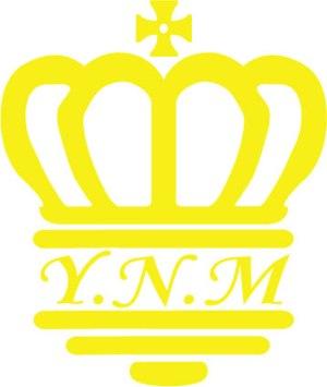王冠 別注ステッカー WEB