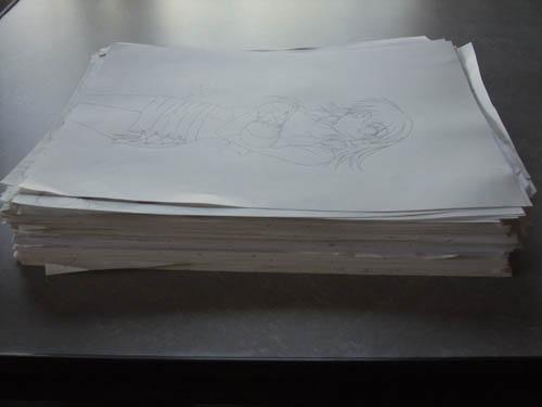 紙で5cm