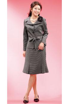 入学スーツ