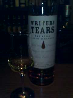 『WRITER'S TEARS』