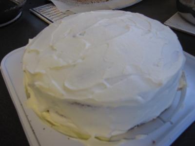 ケーキ作り7