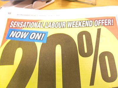 Labour day sales1