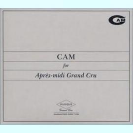 CAM for Apres-midi Grand Cru