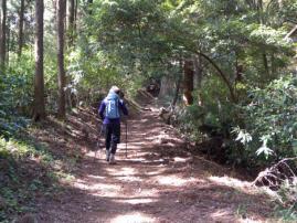 明神登山2