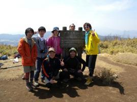 110417明神ヶ岳登山9