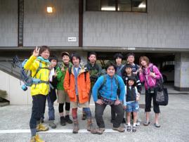 110417明神ヶ岳登山8