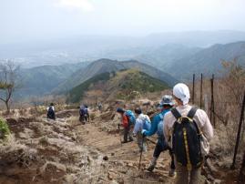 110504塔の岳登山24
