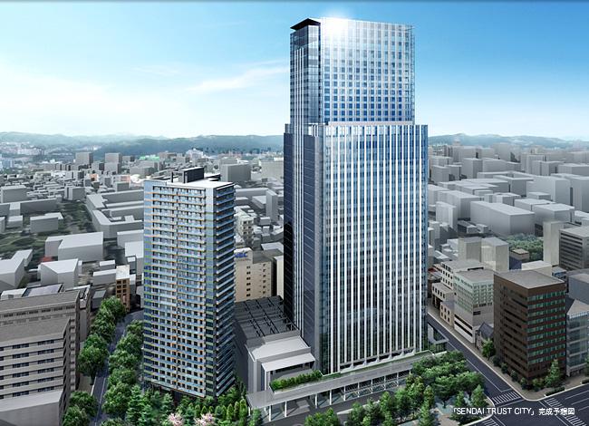 「ウェスティンホテル仙台」の画像検索結果