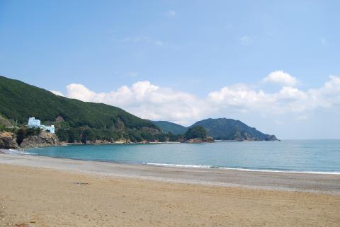 大浜海岸4