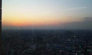 富士山見える??