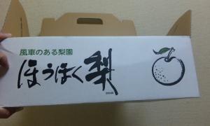 ほうほく梨