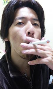先が光る 電子タバコ