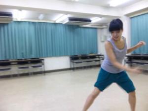 三池富弓ダンス