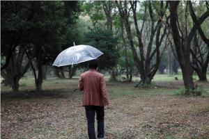 孤独な歩き