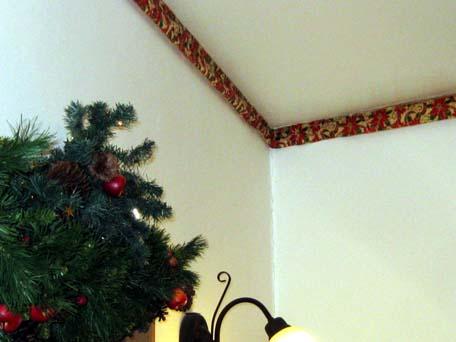 クリスマスのリボン
