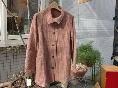 ラック染めジャケット02