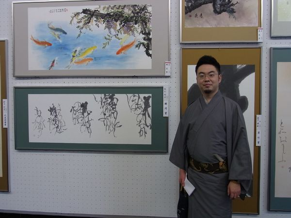 201106 大日本書芸院展1