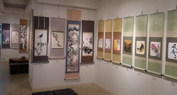 2011年度 教室展 ギャラリー