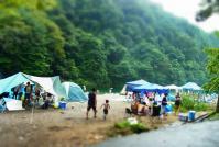 2011 夏 川遊び