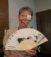 2010 おばあちゃんB.D. 扇子