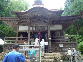 アジサイ寺5