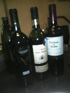 【笑幸会】ワイン試飲会