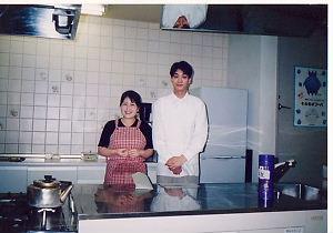西部ガス料理教室