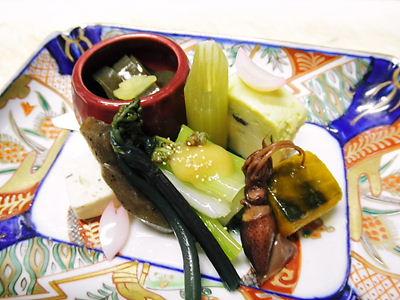 春の前菜♪