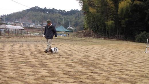2010-02-14・緩歩で顔を下げる様
