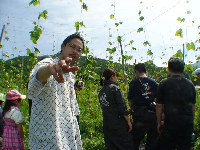 山梨農業体験