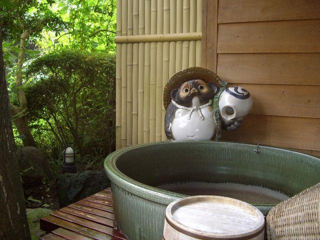 東京から近くの美肌個室露天風呂