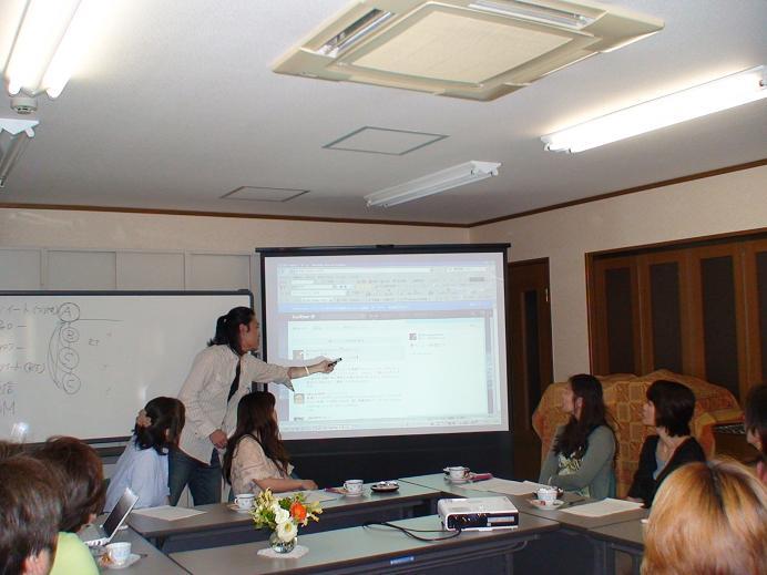 集客方法を学ぶ。山梨県のITインターネット勉強会ツイッター講座
