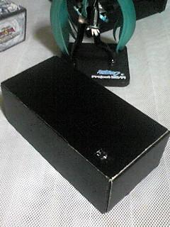 黒いケース