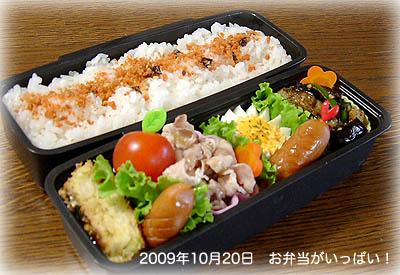 091020お弁当1
