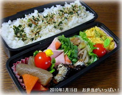 100115お弁当1