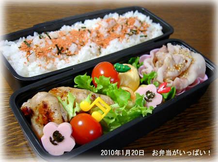 100120お弁当1