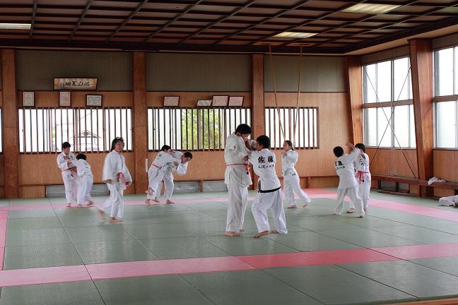 三川と合同練習