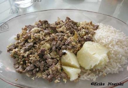ボリビア料理1